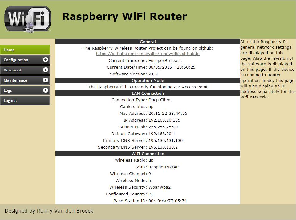 Beiträge von ronnyvdbr - Deutsches Raspberry Pi Forum